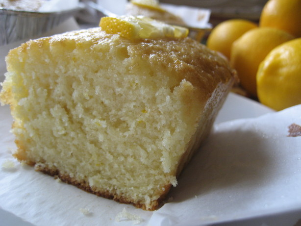 Canadian Lemon Bread Recipe - Food.com