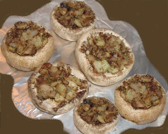 Appetizers-Easy Stuffed Mushrooms Recipe - Food.com