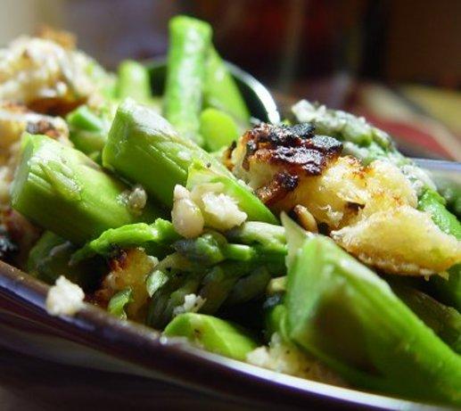 Asparagus Gratin...fancy And Good! Recipe - Food.com
