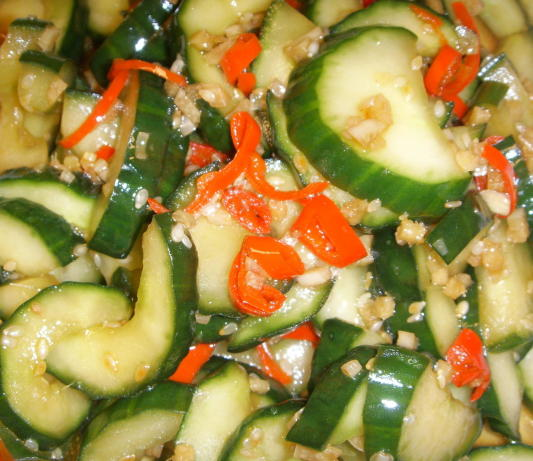 Crunchy Chinese Cucumber Salad Recipe - Food.com