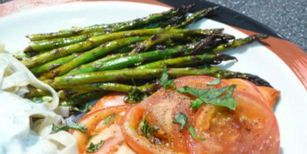 Grilled Asparagus Recipe - Food.com