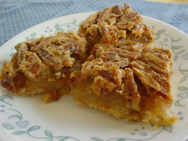 Pecan Squares Recipe - Food.com