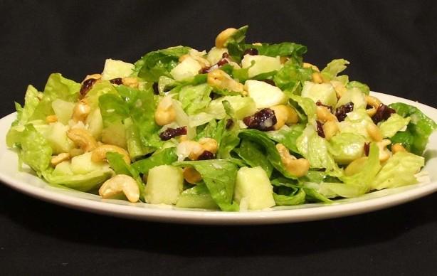 Cranberry Cashew Salad Recipe - Food.com