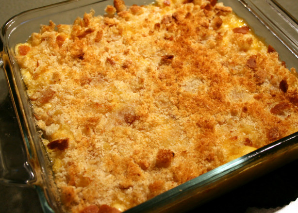 soul food mac and cheese