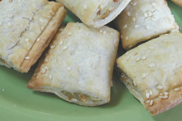 how to make vegetable pasty