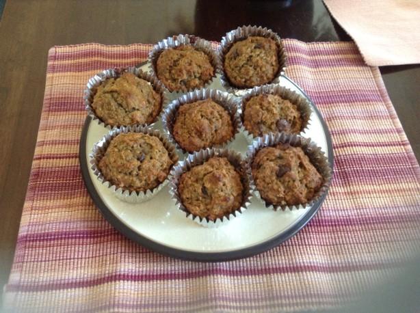 Weetabix Honey Muffins Recipe - Genius Kitchen