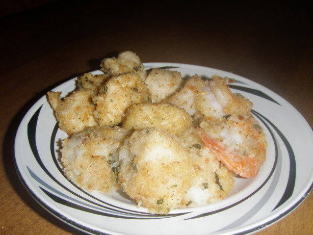 Parmesan Crusted Broiled Scallops Recipe - Food.com