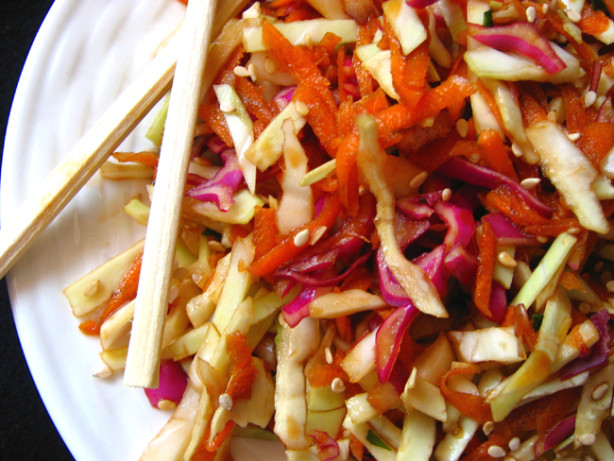 Spicy Asian Coleslaw Recipe - Food.com