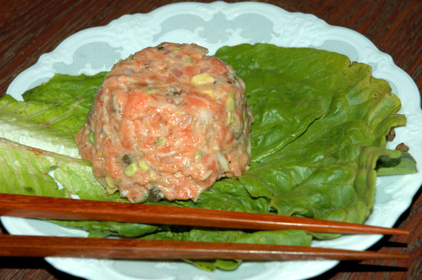 Salmon And Horseradish Tartare Recipe - Food.com