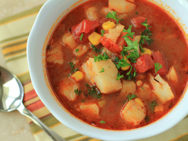 Easy fish stew recipe for Fish soup recipes