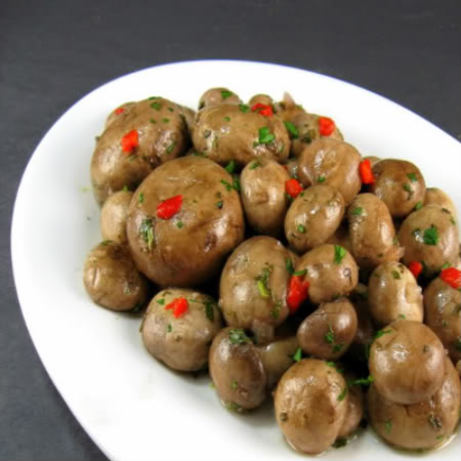Italian Marinated Mushrooms Recipe - Food.com