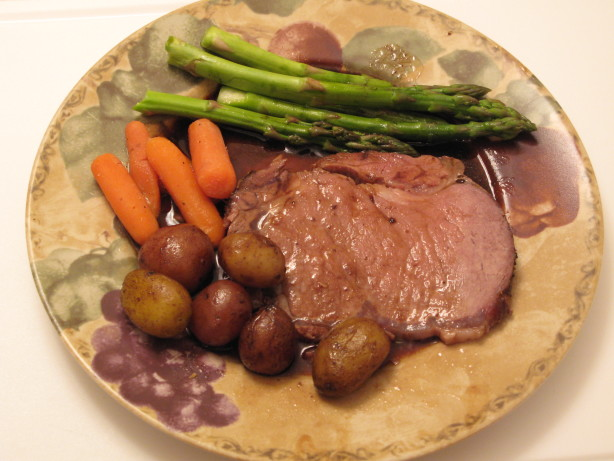 Prime Rib Roast With Miso Au Jus Recipes — Dishmaps