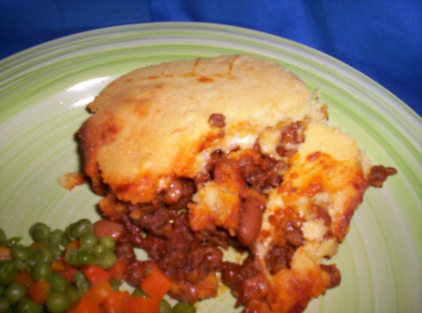 Chili Cornbread Casserole Recipe - Food.com