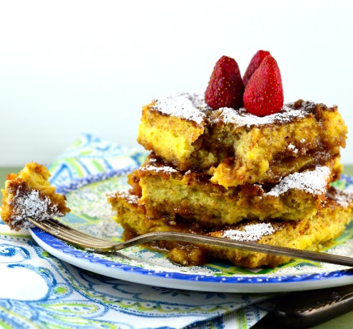 Creme Brulee French Toast Recipe Food Com