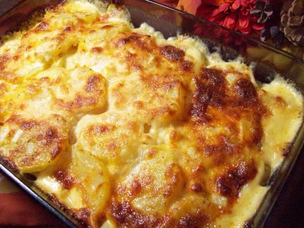 Velveeta Potatoes Au Gratin Recipe Food Com