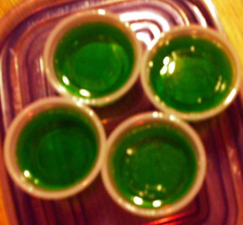 Margarita Jello Shots Of The Jello Masters Recipe - Food.com