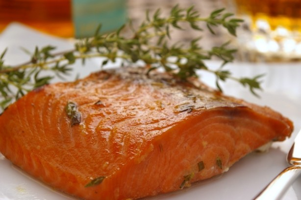 Irish Roasted Salmon Recipe Food Com