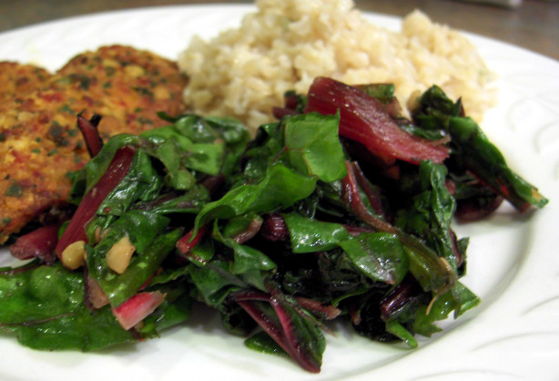 Sauteed Swiss Chard Recipe - Food.com
