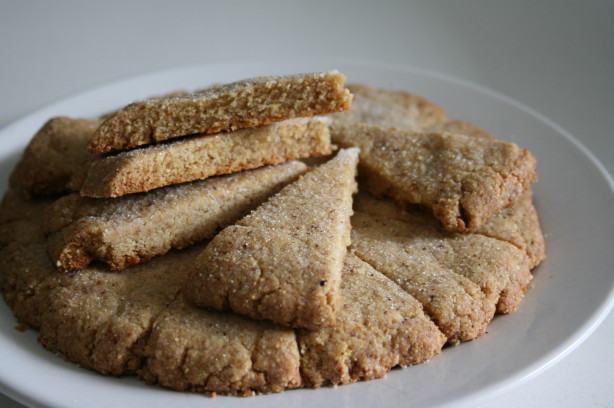 Brazil Nut Shortbread Recipe - Food.com