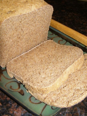 sugar free bread machine recipe