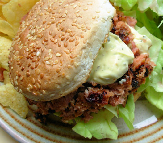 Grilled Pork Burgers Indochine Recipe - Food.com