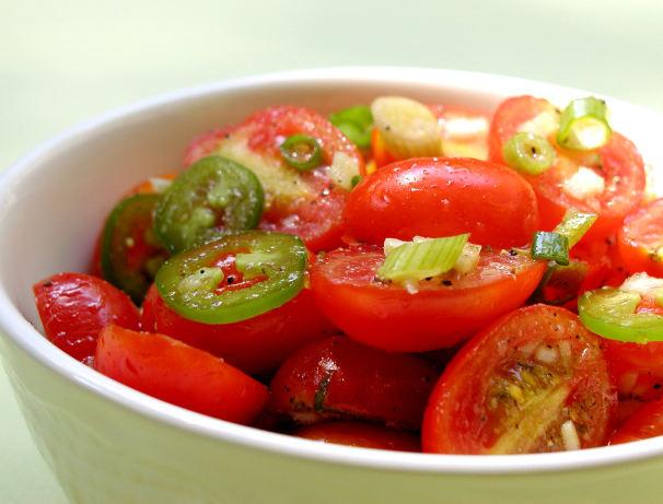 Spiced Marinated Tomatoes Recipe - Food.com