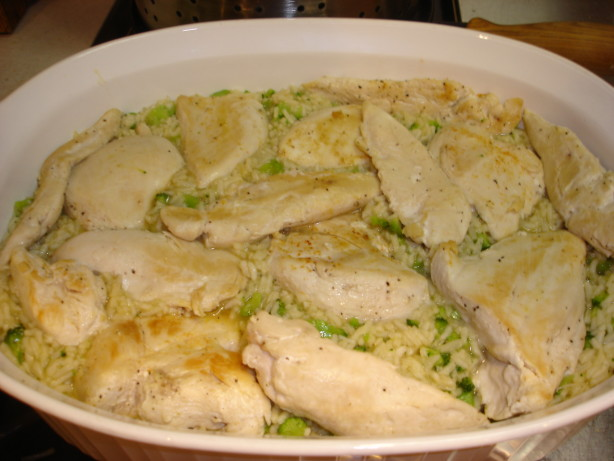 Campbells 15 Minute Chicken Broccoli And Rice Dinner Recipe Food Com