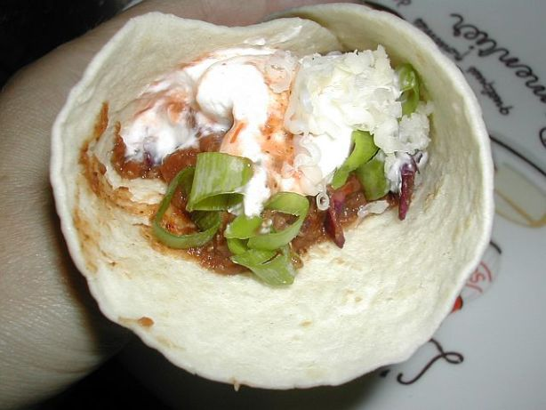 Taco Salad Wraps Recipe - Food.com