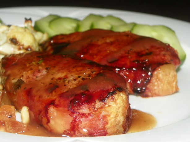 Grilled Brown Sugar Pork Chops Recipe - Food.com