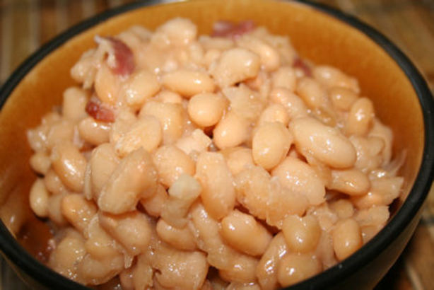 Potent Maple Baked Beans Recipe - Food.com