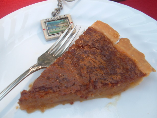 Canadian Maple Syrup Pie Recipe - Food.com