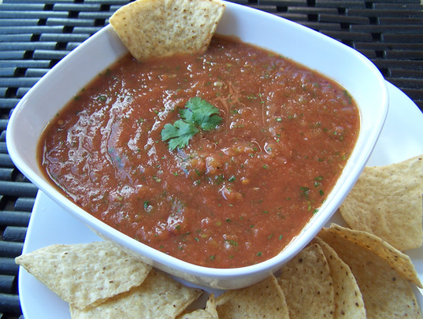 Simple Salsa Recipe - Food.com