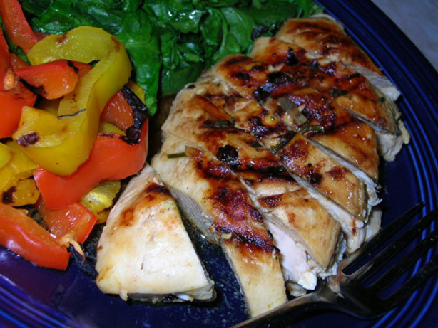 Asian Grilled Chicken Recipe - Food.com