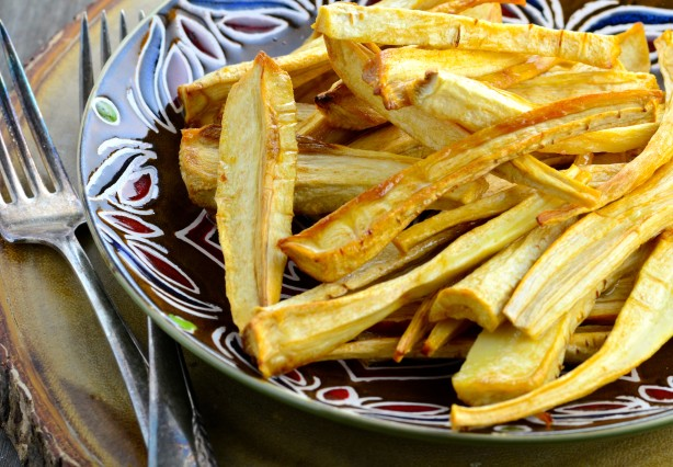 Oven-Roasted Parsnips Recipe - Food.com