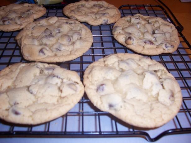 Mrs Fields Milk Chocolate Chip Cookie Nutrition