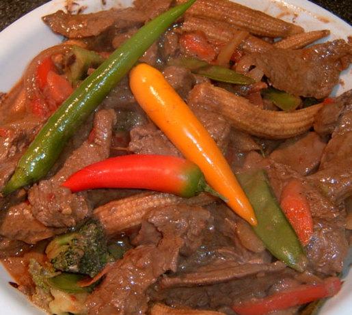 Spicy Mongolian Beef Recipe Food Network