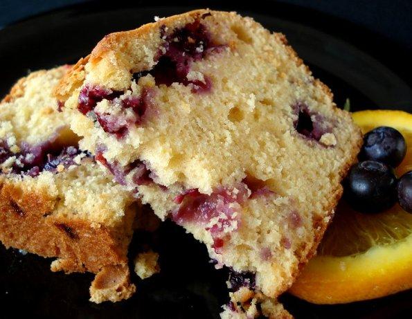 Orange Blueberry Bread Recipe - Food.com