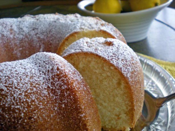 Buttermilk Pound Cake Recipe - Food.com