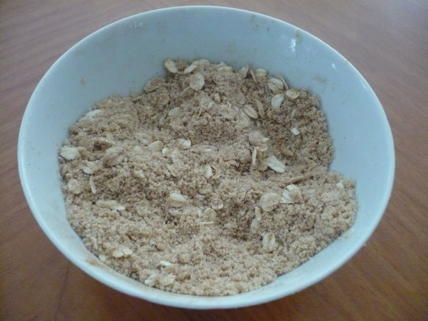Rustic Oat Crumble Topping Recipe - Food.com