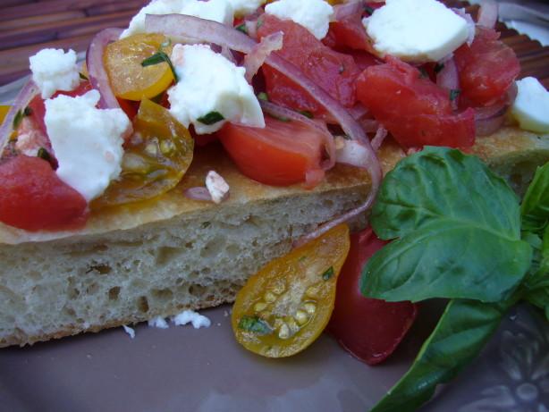 Mozzarella And Tomato Bread Recipes — Dishmaps