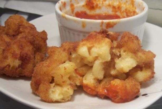Fried Macaroni And Cheese Balls Recipe - Food.com
