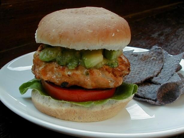 Fajita Turkey Burgers Recipe - Food.com