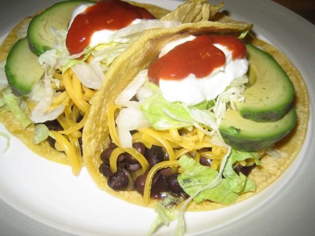 Black Bean And Avocado Tacos Recipe - Food.com