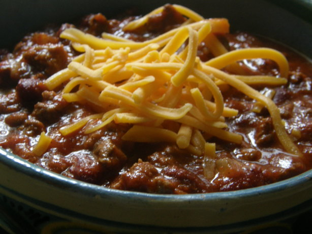 Easy Chili Recipe - Food.com