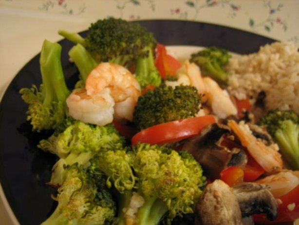 Sesame Ginger Shrimp And Vegetable Packets Recipe - Food.com