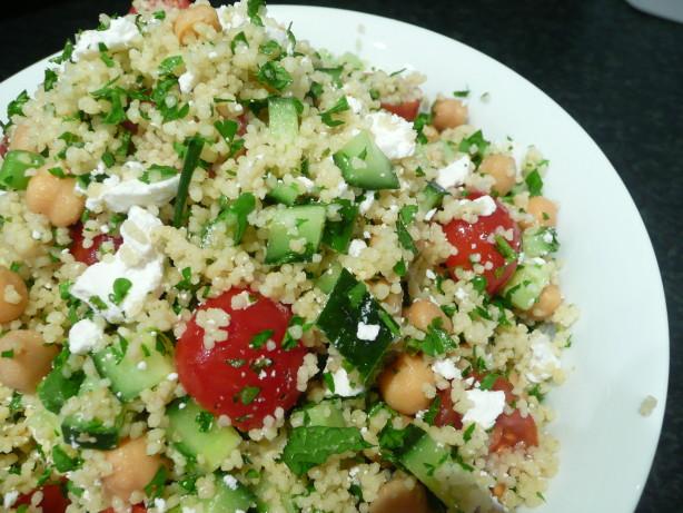 couscous salad recipe healthy