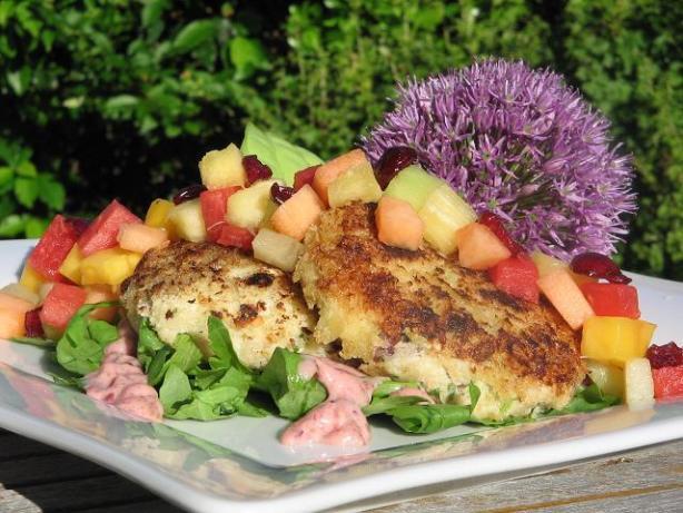 Cranberry Crab Cakes Recipe Food Com