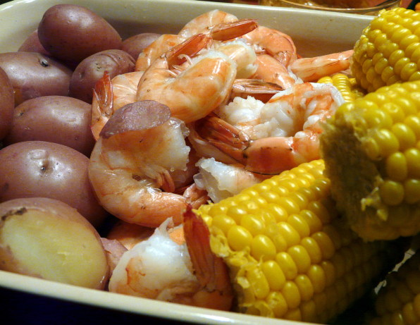 Shrimp Boil Dinner Recipe Food Com