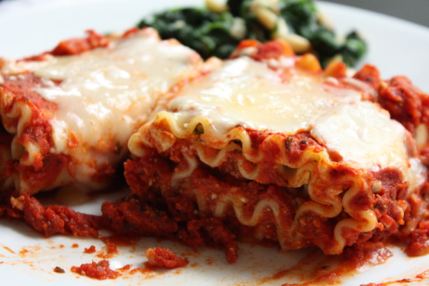 Lasagna Spirals Recipe - Food.com