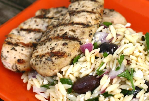 Grilled Greek Chicken Recipe - Greek.Food.com